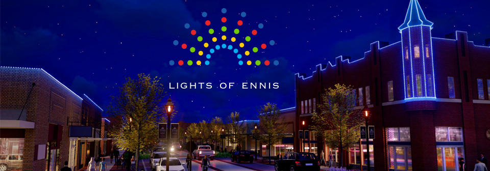 lights of ennis